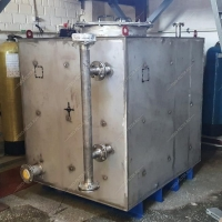 Delivery of non-standard equipment for the boiler room